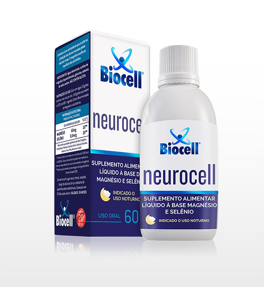 Neurocell - Suplemento Alimentar Líquido Sublingual 60 ml